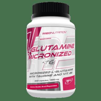 Trec L-Glutamine Micronized T6 - 300 kaps