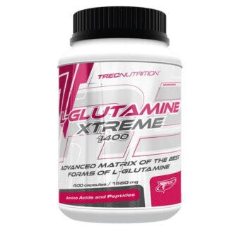 Trec L-Glutamine Xtreme - 400 kaps