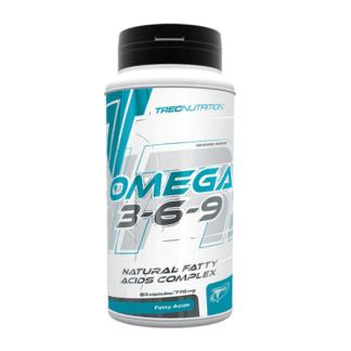 Trec Omega 3-6-9 - 60 kaps