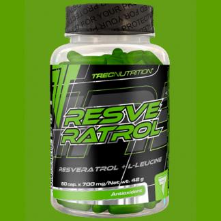 Trec Resveratrol - 60 kaps