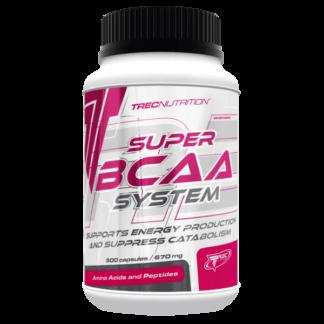 Trec Super BCAA System - 300 kaps