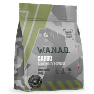 Trec W.A.N.A.D. Carbo Accelerator Formula - 750g