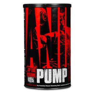 Universal Nutrition Animal Pump - 30 sasz
