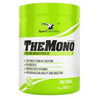 Sport Definition Monohydrat Kreatyny The Mono - 500g