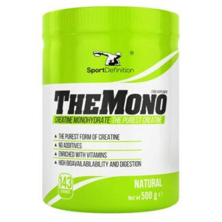 Sport Definition Monohydrat Kreatyny The Mono - 500g