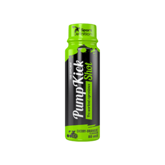 Sport Definition PumpKick SHOT - 80 ml