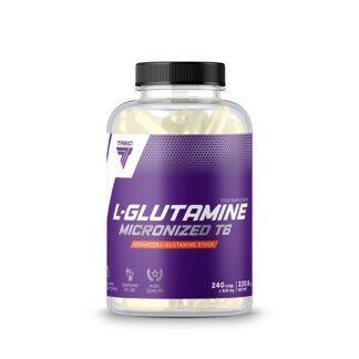 Trec L-Glutamine Micronized T6