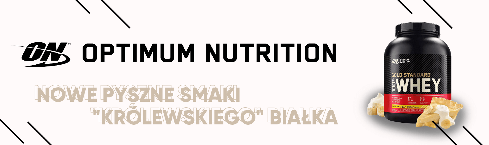 optimum nutrition nowe pyszne smaki krolewskiego bialka elitesportfood
