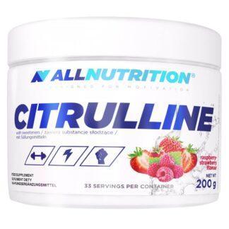 AllNutrition-Citrulline-Truskawka-Malina-200g