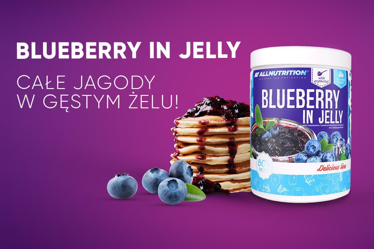 AllNutrition In Jelly Jagoda - 1000g