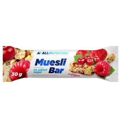 AllNutrition-Muesli-Bar-Cranberry-Raspberry-30g