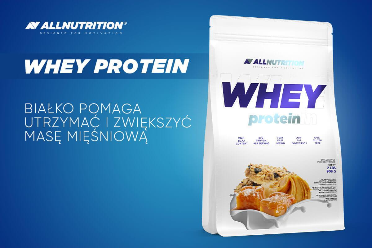 AllNutrition-Whey-Protein-Baner-908g
