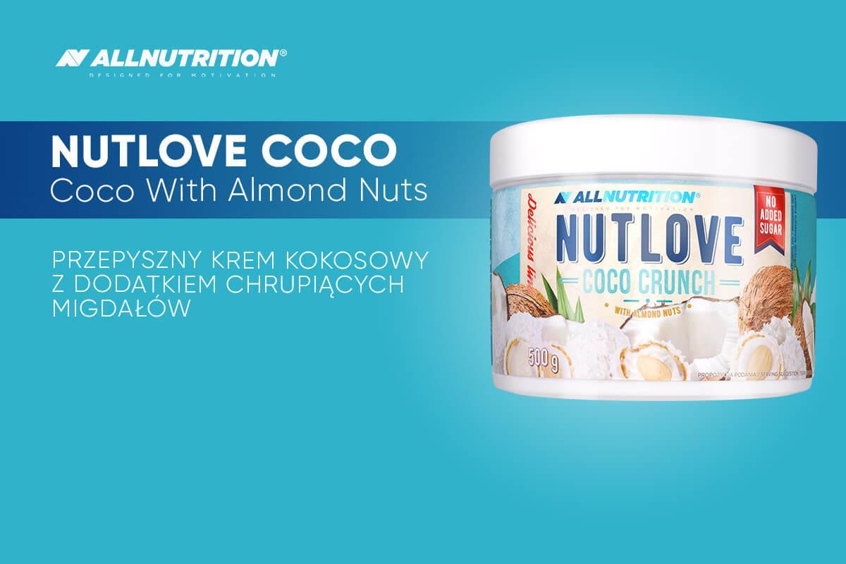 AlllNutrition-Cocolove-Coco-Crunch-Baner-500g