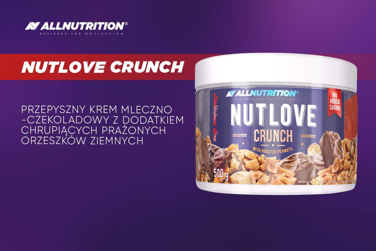 AlllNutrition-Cocolove-Crunch-Baner-500g