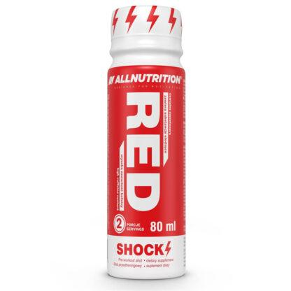 AlllNutrition Red Shock Shot - 80ml