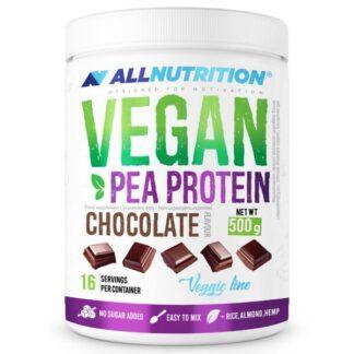 AlllNutrition Vegan PeaProtein Czekolada- 500g
