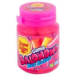 Chupa Chups Bubble Gum Sugarfree - 72g