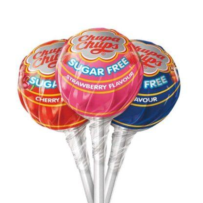 Chupa Chups Lollipop Sugarfree - 11g