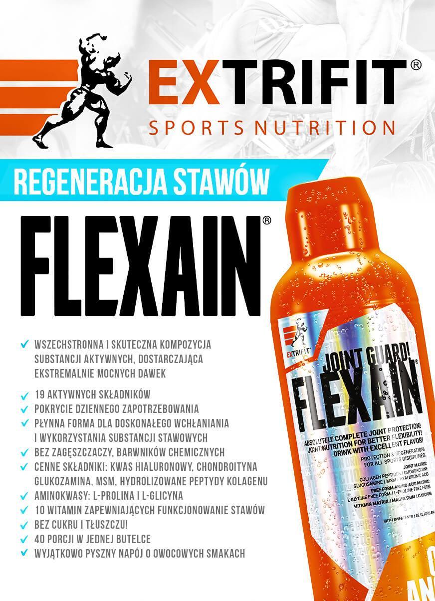 Extrifit Flexain Orange Baner - 1000ml