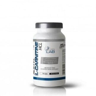 Gen Lab Acetyl L-Carnitine HCL 700mg - 72 kaps.