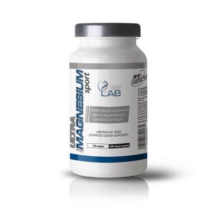Gen Lab Magnesium Sport - 72 kaps.