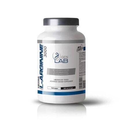 Gen Lab Ultra L-Arginine 3000 - 144 kaps.