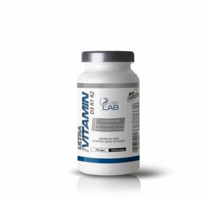 Gen Lab Vitamin D3+K2 - 72 kaps.