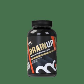 Muscle Clinic Brain Up Omega 3 - 60 kaps.