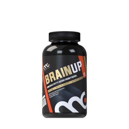 Muscle Clinic Brain Up Omega 3 - 60 kaps.