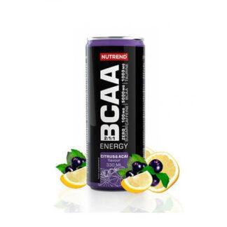 Nutrend BCAA Energy Cytr Jago - 330ml