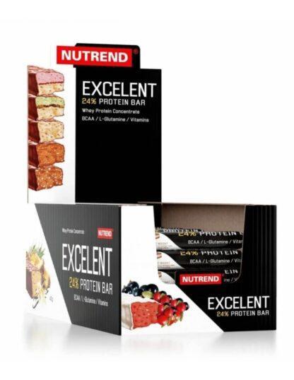 Nutrend Excelent Protein Bar Baton Proteinowy