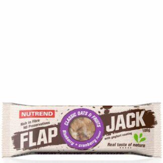 Nutrend Flap jack - 100g