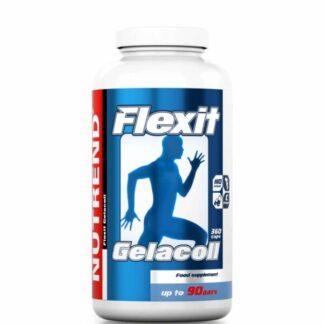 Nutrend Flexit Gelacoll - 360 kaps.