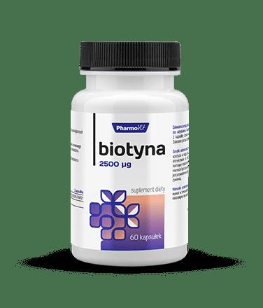 PharmoVit Biotyna - 60kaps