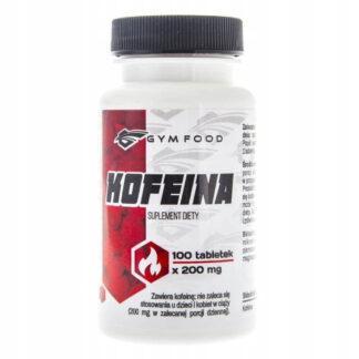 Pharmovit Kofeina 200mg - 100 tabletek