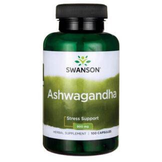 Swanson Ashwagandha 450mg - 100 kaps
