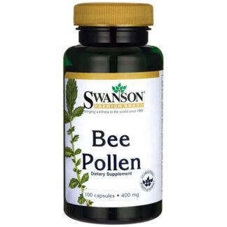 Swanson Bee Pollen 400mg - 90 kaps