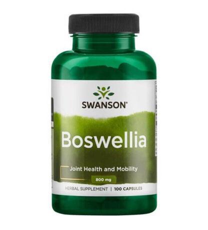 Swanson Boswellia 400mg - 100 kaps