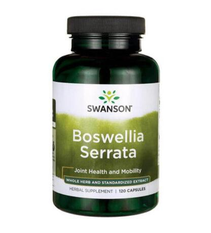 Swanson Boswellia Serrata Ekstrakt - 120 kaps