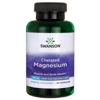 Swanson Chelat Magnezu 133mg - 90 kaps
