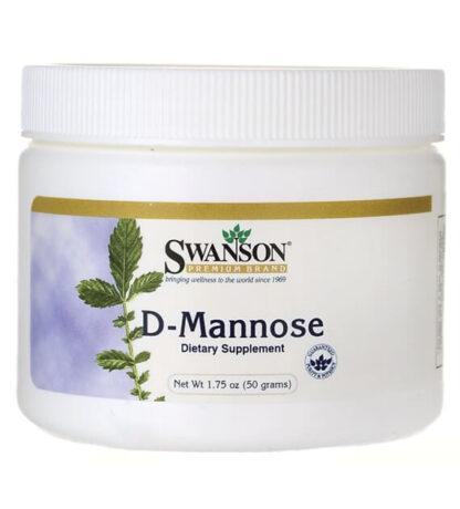 Swanson D-mannoza proszek - 50g