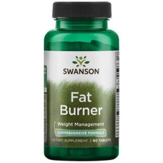 Swanson Fat Burner - 60 kaps
