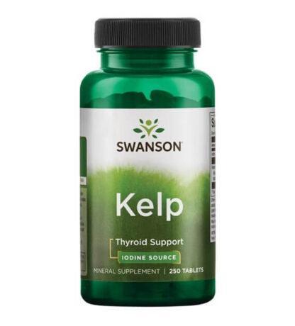 Swanson Kelp 225mg - 250 kaps