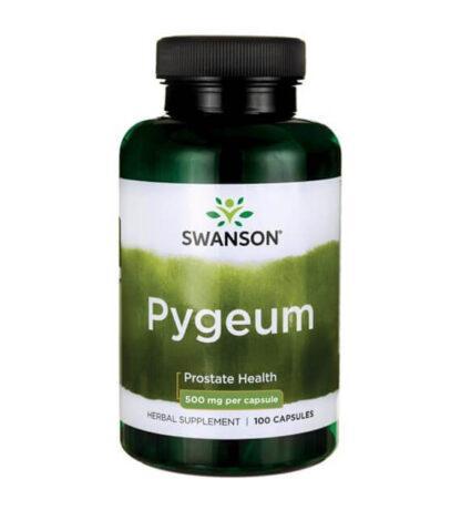Swanson Pygeum (Śliwa Afrykańska) 500mg - 100 kaps