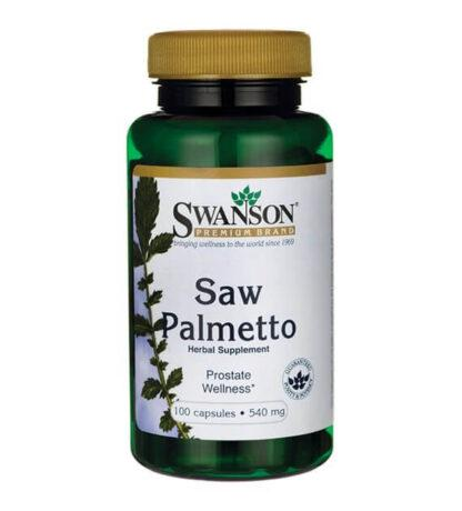 Swanson Saw Palmetto 540mg - 100 kaps