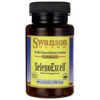 Swanson SelenoExcell 200mcg - 60 kaps