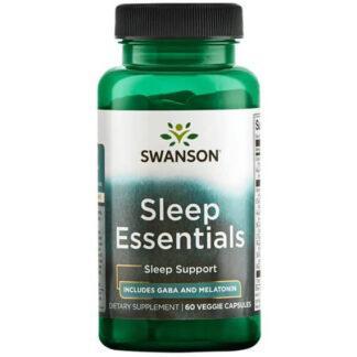 Swanson Sleep Essentials - 60 kaps