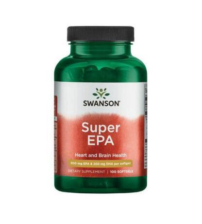 Swanson Super EPA - 100 kaps