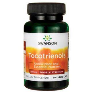 Swanson Tokotrienole Forte 100mg - 60 kaps