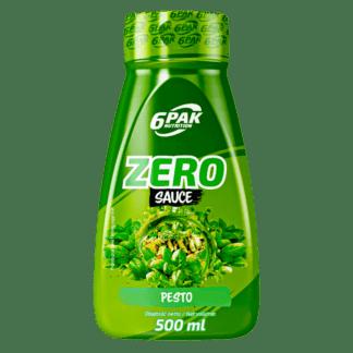6PAK Nutrition Sauce ZERO Pesto - 500ml